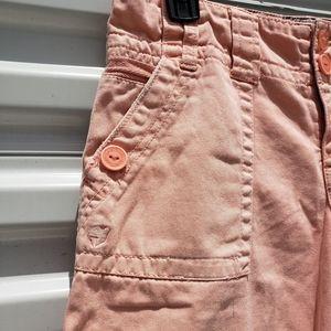 "Sanctuary Shorts - Sanctuary ""Peace"" Bermuda shorts"